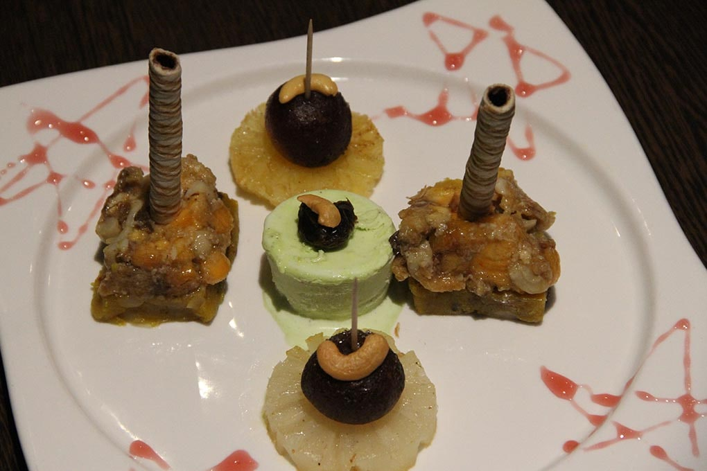 Bizarre Sweet Dishes from the Indian cuisine