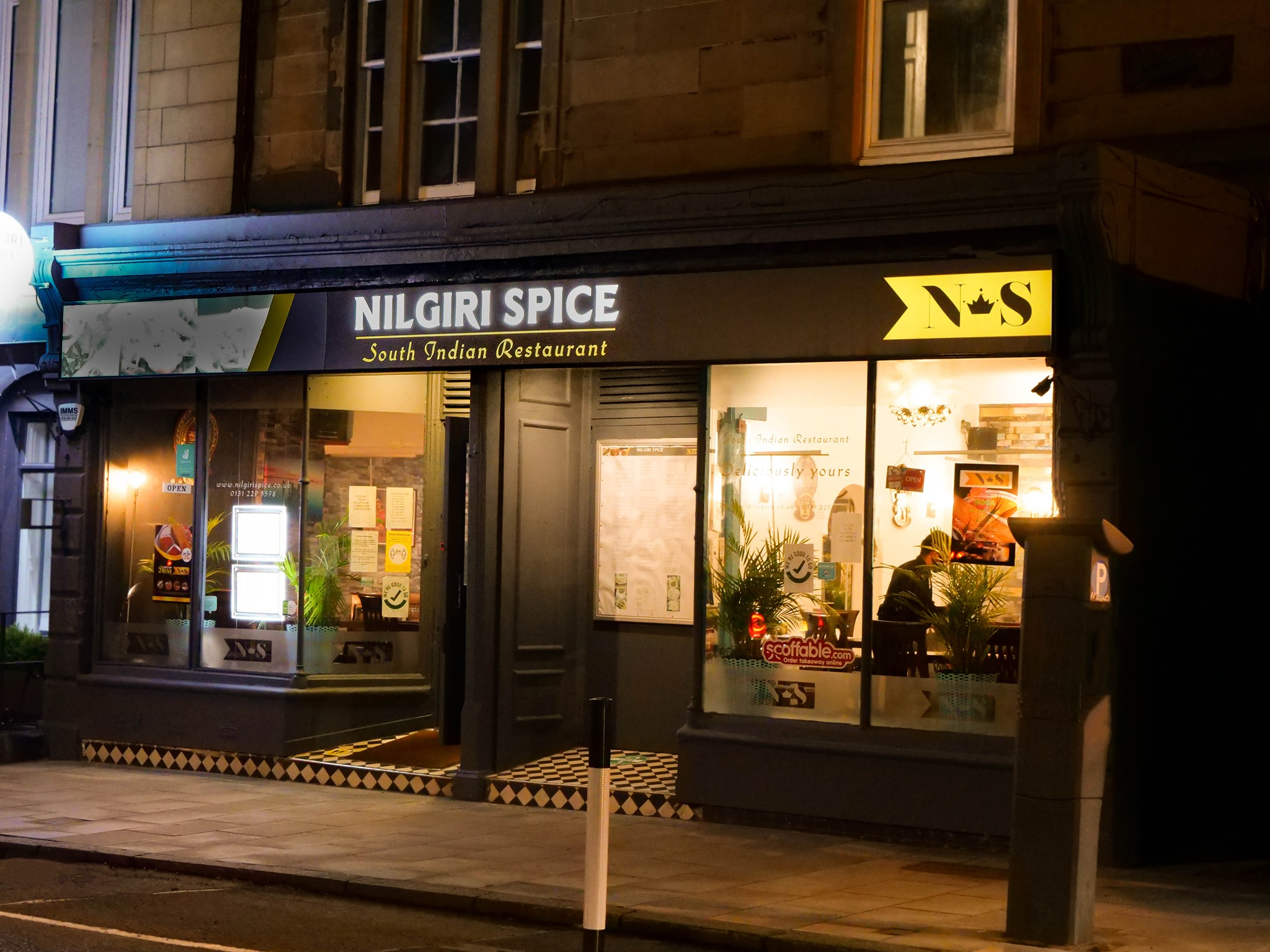 If you're hungry, this is the place to go! Best Indian Restaurant in Edinburgh